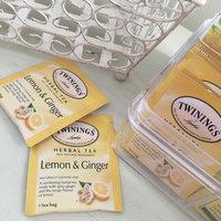 TWININGS® OF London Lemon & Ginger Tea Bags uploaded by Resham K.