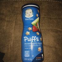 Gerber® Puffs Vanilla uploaded by Fabiola Z.