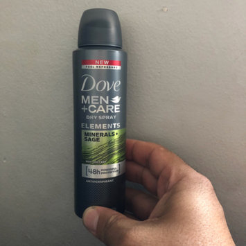 Photo of Dove Men+Care Elements Minerals and Sage Dry Spray uploaded by L A.