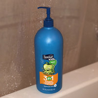 Suave® Kids® Apple 3-in-1 Shampoo Conditioner and Body Wash uploaded by Cesar S.