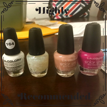 Photo of L.A. Colors Color Craze Nail Polish uploaded by Maria D.