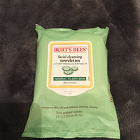 Burt's Bees Facial Cleansing Towelettes Cucumber & Sage uploaded by Alexandra L.