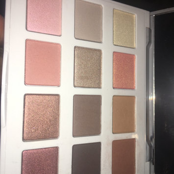 Photo of BH Cosmetics Marble Collection - Warm Stone - 12 Color Eyeshadow Palette uploaded by Catherine W.