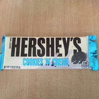 Hershey's Cookies 'n' Creme Candy Bar uploaded by Frederique L.