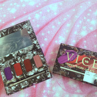 Urban Decay Vice Full Frontal Lipstick Vault uploaded by laura P.