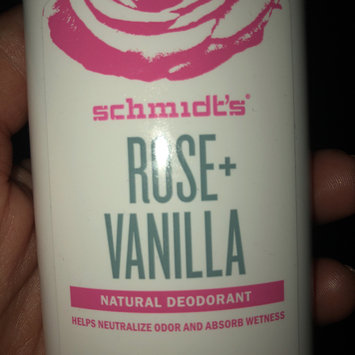 Photo of Schmidt's Natural Deodorant Fragrance Free 3.25 oz uploaded by Reina L.
