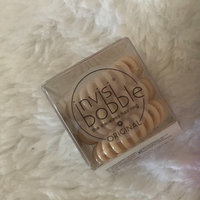 invisibobble Time to Shine The Traceless Hair Ring Bronze Me Pretty 3 traceless hair rings uploaded by Robyn R.