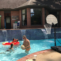 Swimline Jamming Molded Poolside Basketball - 1 ct. uploaded by Angela T.