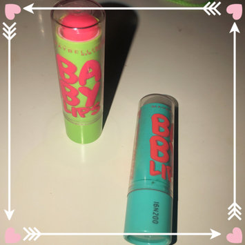 Photo of Maybelline Baby Lips® Moisturizing Lip Balm uploaded by Eggy L.