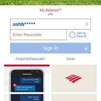 Bank of America App uploaded by B NicHole C.