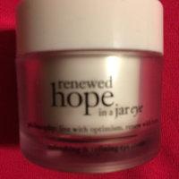 philosophy renewed hope in a jar eye refreshing & refining eye cream uploaded by Araceli A.
