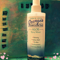 Georges Aloe Vera 0616714 Always Active Aloe Spray Mister - 8 fl oz uploaded by Fahmina R.