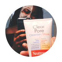 Neutrogena®  Clear Pore Cleanser/Mask uploaded by nicholle c.