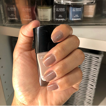 Photo of CHANEL Le Vernis Longwear Nail Colour uploaded by Gloria C.