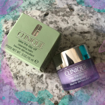 Photo of CLINIQUE Take The Day Off™ Cleansing Balm uploaded by Alexis T.