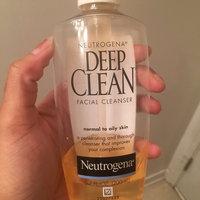 Neutrogena® Deep Clean® Facial Cleanser uploaded by Karimah P.