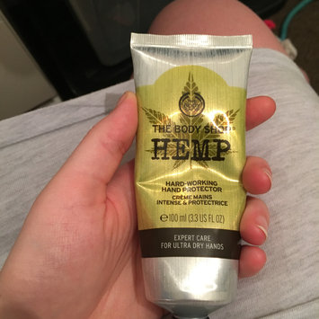Photo of THE BODY SHOP® Hemp Hand Protector uploaded by Maria W.