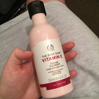 THE BODY SHOP® Vitamin E Cream Cleanser uploaded by Maria W.