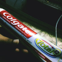 Colgate® Total® CLEAN MINT Toothpaste uploaded by Amy R.