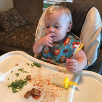 Gerber® Lil' Entrées® Cheese Ravioli In Tomato Sauce With Mixed Vegetables uploaded by Jessica N.
