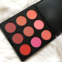 Morphe 9B The Blushed Blush Palette uploaded by Magdalena O.