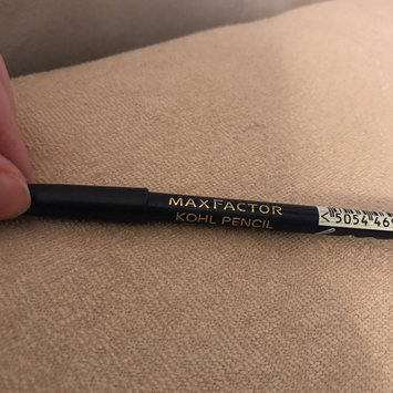 Photo of Max Factor Kohl Eye Liner Pencil - 020 Black uploaded by Emily O.
