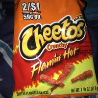 CHEETOS® Crunchy Flamin' Hot® Cheese Flavored Snacks uploaded by mary-Jo t.