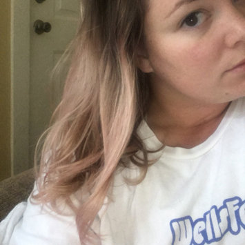 Photo of Kristin Ess Rose Gold Temporary Tint uploaded by Becca C.