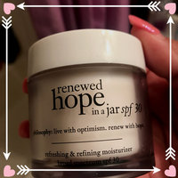 philosophy renewed hope in a jar refreshing & refining moisturizer uploaded by Maria M.