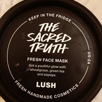 LUSH The Sacred Truth Fresh Face Mask uploaded by Desiree A.