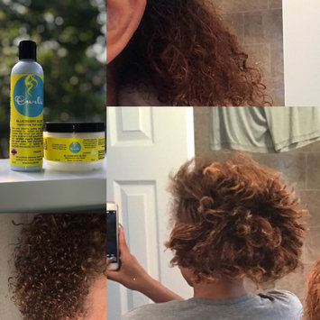 Photo of Curls Blueberry Hair Mask 8 oz uploaded by Dariana G.