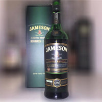 Jameson Irish Whiskey 18 Year Old Limited Reserve  uploaded by Sarah V.