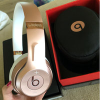 Beats Solo2 Wireless On-Ear Headphones - Rose Gold uploaded by Linh N.
