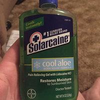 Solarcaine Burn Relief Aloe Extra Gel - 8 Oz uploaded by Ashley M.
