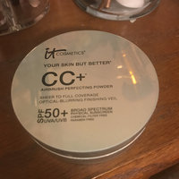 IT Cosmetics® Your Skin But Better™ CC+ Airbrush Perfecting Powder Illumination™ with SPF 50+ uploaded by Allysen B.
