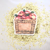 The Saem - Natural-Tox Apple Mask Sheet 1pc 20g uploaded by Milena R.
