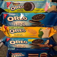 Nabisco Oreo Sandwich Cookies Thins Coconut Creme uploaded by Cindy T.
