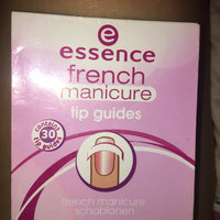 Essence French Manicure Tip Guides uploaded by Mihali G.