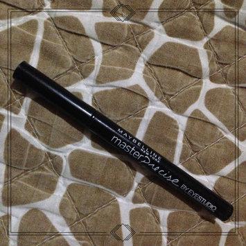 Photo of Maybelline EyeStudio® Master Precise® Liquid Eyeliner uploaded by Corazón C.