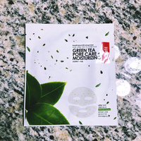 Manefit Natural Gift Green Tea Pore Care Sheet Mask uploaded by Dani M.