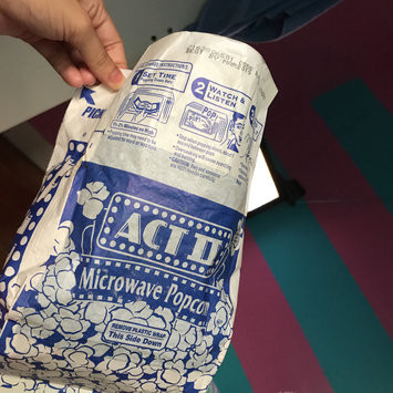 Photo of Act II® Butter Microwave Popcorn uploaded by Estefany S.