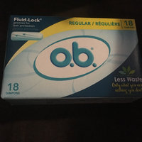 o.b. OB OB Super Tampon uploaded by Courtney M.
