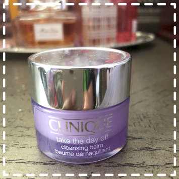 Photo of CLINIQUE Take The Day Off™ Cleansing Balm uploaded by nomi m.