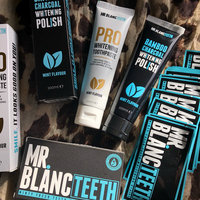 Mr. Blanc Bamboo Charcoal Tooth Whitening Polish uploaded by Kerstin💚sparkles B.