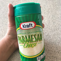 Kraft 100% Grated Parmesan Cheese 8 oz. Shaker uploaded by Mey S.