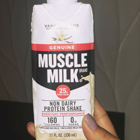 Muscle Milk Protein Nutrition Shake Vanilla uploaded by Sarah V.