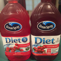 Ocean Spray Diet Cranberry Juice Drink uploaded by member-731ed