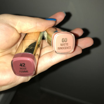 Photo of MILANI Color Statement Matte Lipstick uploaded by Stephanie I.