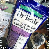 Dr Teal's® Soothe & Sleep Pure Epsom Salt Soak With Lavender uploaded by Kerri D.