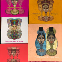Juvias Place The Saharan Eyeshadow Palette uploaded by Chanae B.